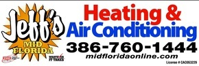 Jeff's Mid Florida Air Heating & AC Companies